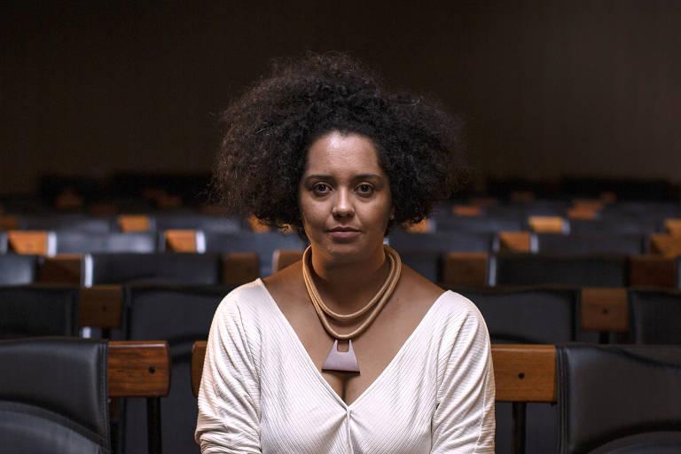 Bianca Santana, jornalista, cientista social e pesquisadora