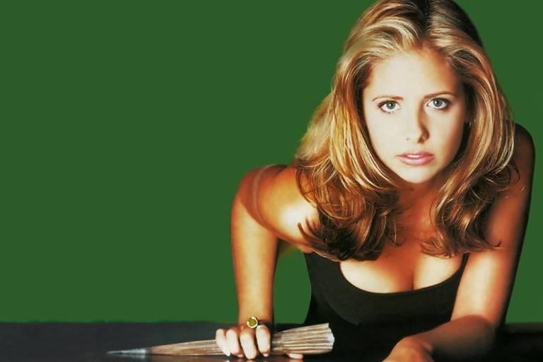 Imagens da série 'Buffy, a Caça-Vampiros'