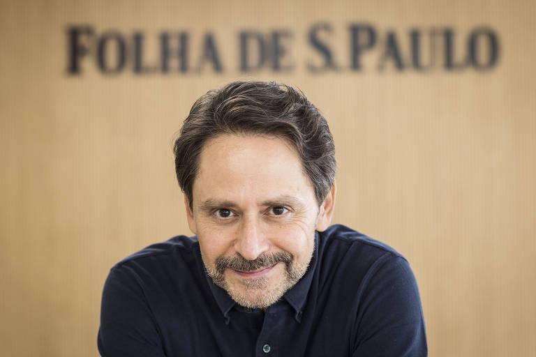 Luiz Frias, publisher da Folha, veículo que completa 100 anos nesta sexta (19)