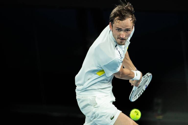 Medvedev supera Nadal e é o novo número 2 do ranking da ATP