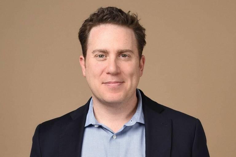 Ben Smith, colunista do jornal americano The New York Times