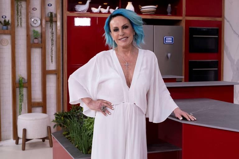 Ana Maria Braga diz estar com 'frio na barriga' para estreia de Mais Você em novo cenário