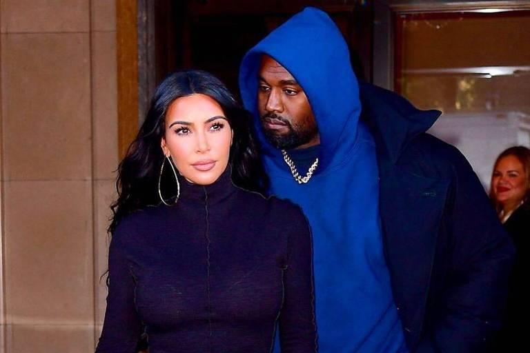 Kim Kardashian e Kanye West se separam após seis anos de união