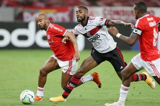 Brasileiro Championship -  Internacional v Flamengo