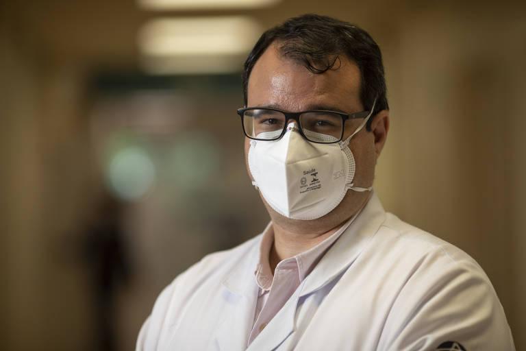 O médico Fernando Gatti, 44, que lidera o serviço de Infectologia do Hospital Israelita Albert Einstein