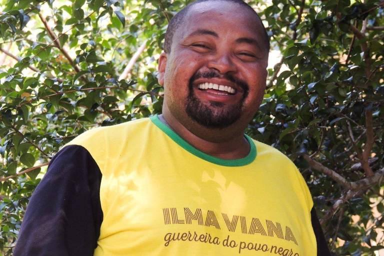 Lula Rocha, expoente do movimento negro do Espírito Santo