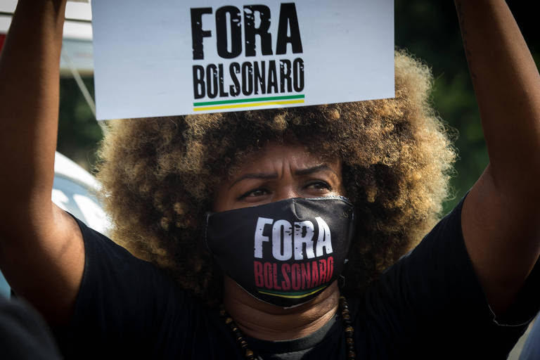 Esquerda na rua busca desgastar Bolsonaro e turbinar CPI em meio a ceticismo sobre impeachment