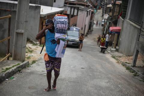 Renda média do brasileiro regride a 2009