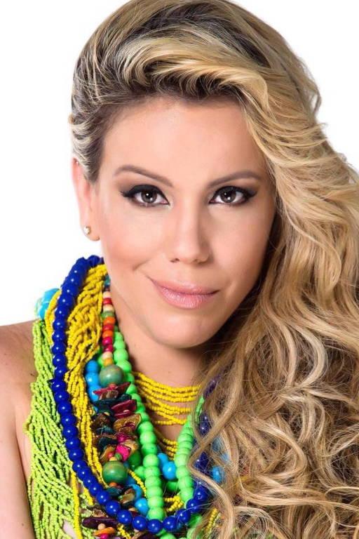 Amanda Santiago, ex-vocalista da Timbalada