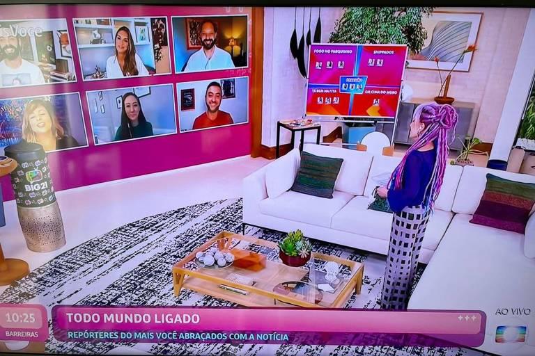 Ana Maria Braga estreia estúdio em SP com espaço dedicado a Louro José