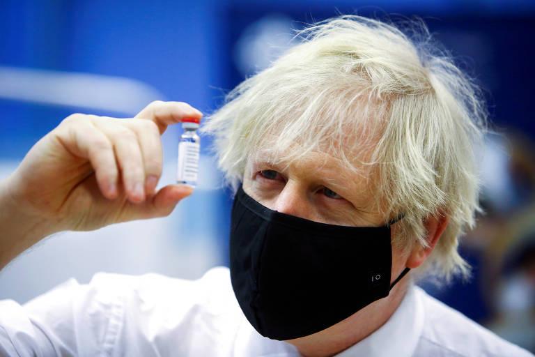 Reino Unido se prepara para sair do lockdown após queda de 81% nos casos de Covid-19