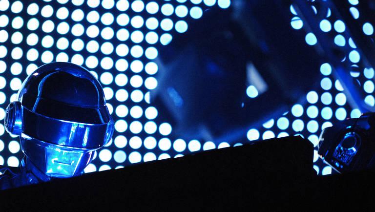 Veja fotos de Daft Punk