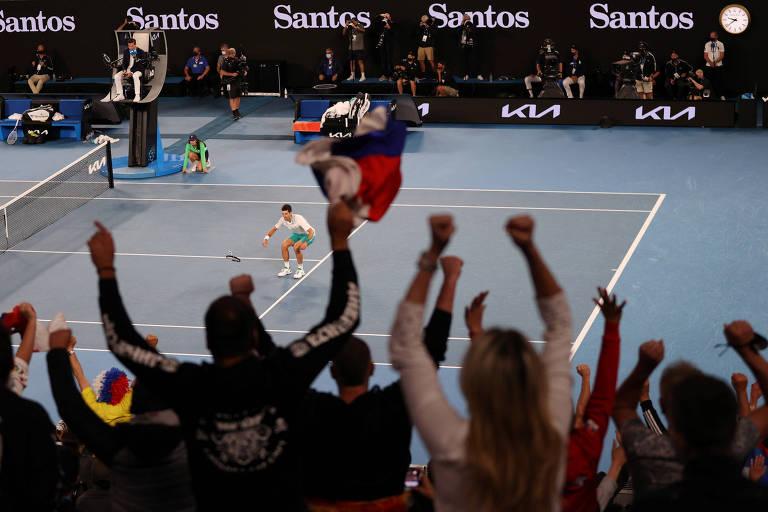 Australian Open ofereceu lições valiosas sobre o esporte na pandemia