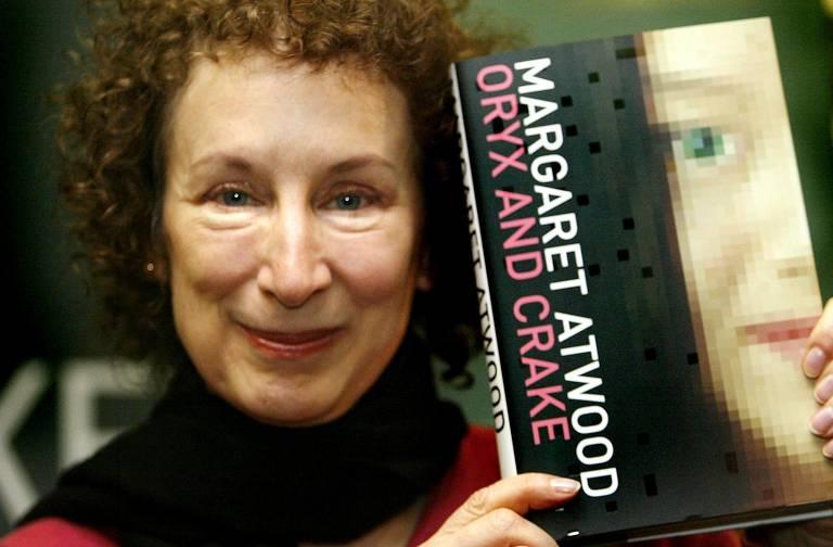 Veja fotos de Margaret Atwood