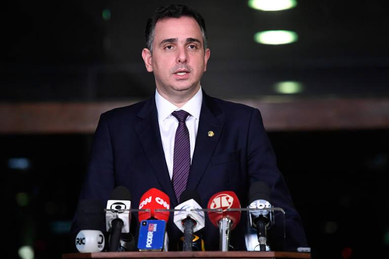 Rodrigo Pacheco convoca governadores para primeira reunião de comitê anti-Covid