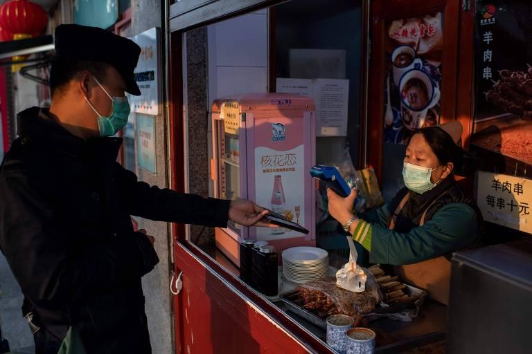Nova moeda digital chinesa visa controle sobre economia e sociedade