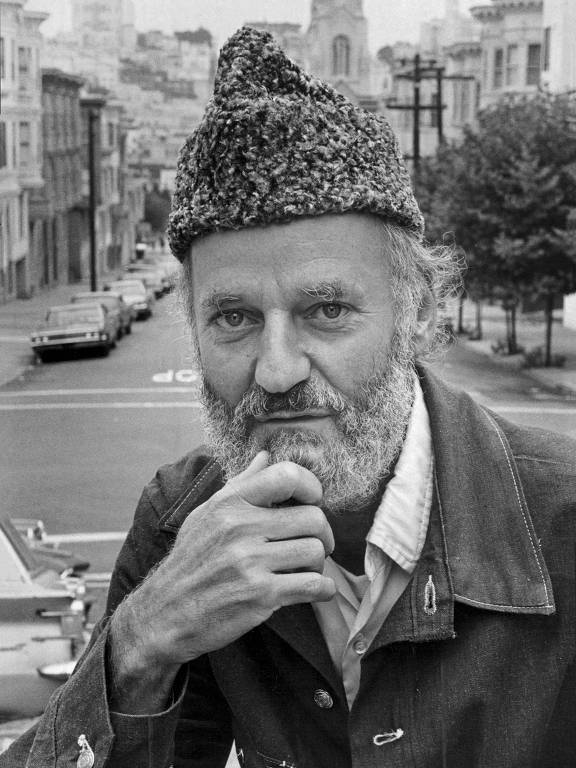 Morre o poeta Lawrence Ferlinghetti aos 101