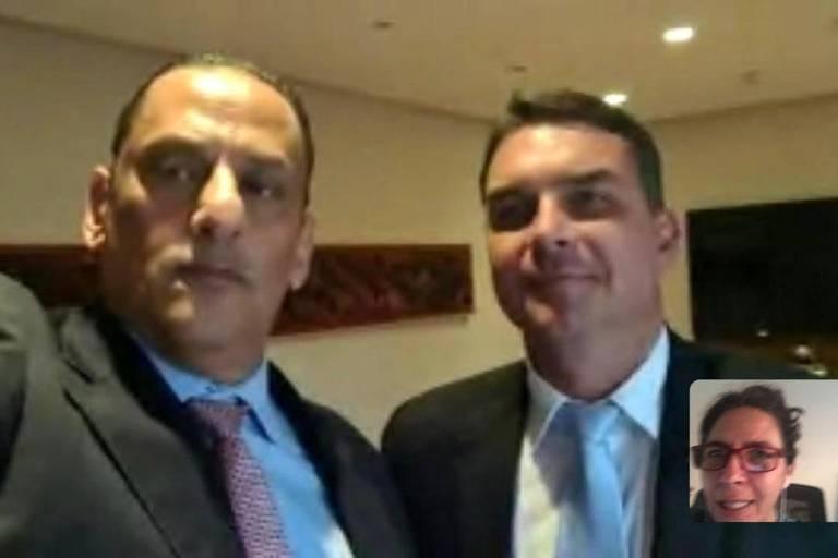 'Depois de dois anos de massacre, fico satisfeito', diz Flávio Bolsonaro sobre julgamento do STJ