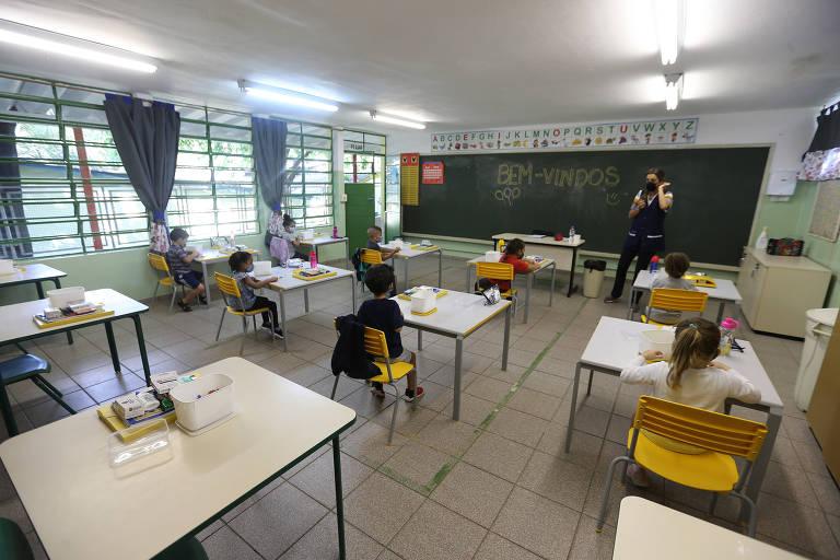 Avaliação a distância é falha, dizem professores municipais