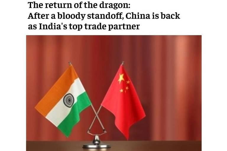 Xi e Modi 'descongelam' relação e devem se encontrar no Brics