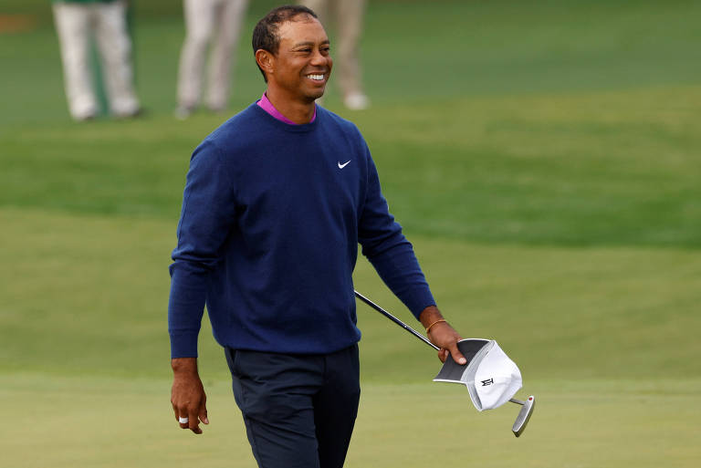 Tiger Woods sofreu acidente na última terça (23)