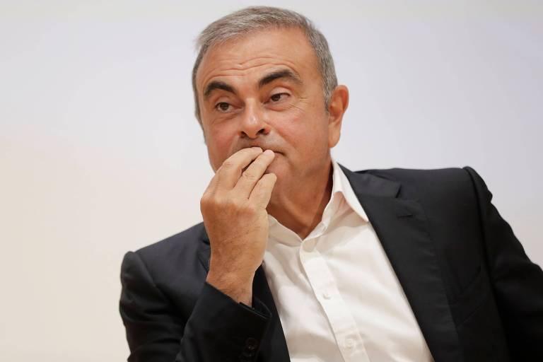 Carlos Ghosn é condenado a reembolsar 5 milhões de euros a Nissan e Mitsubishi