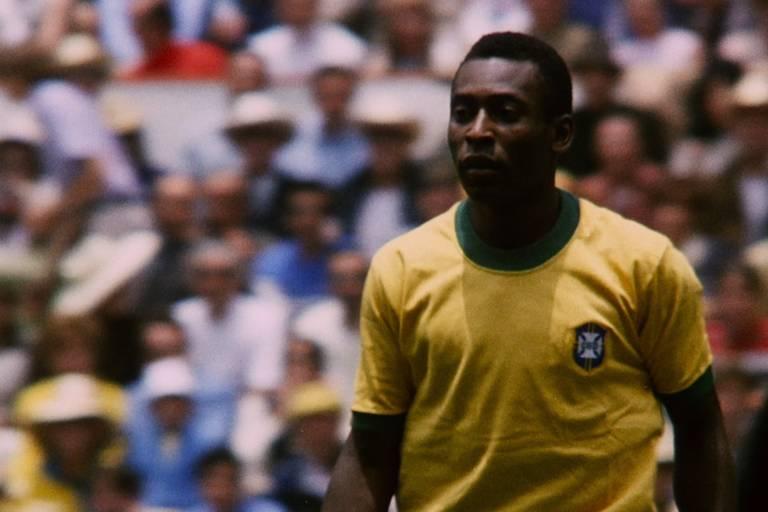 Documentário 'Pelé' celebra o auge da carreira do maior jogador de futebol da história
