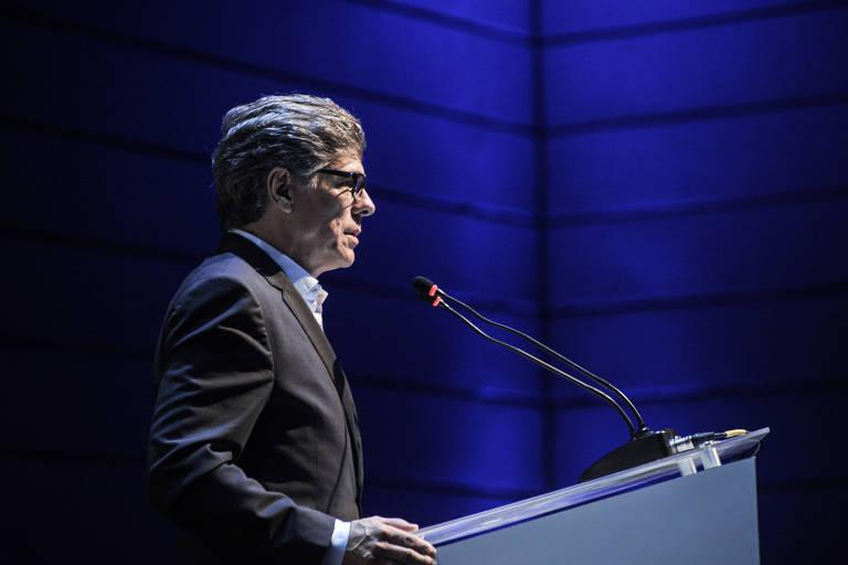 O superintendente da Folha Antonio Manuel Teixeira Mendes, que dirigiu o Datafolha por dez anos
