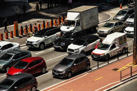 SÃO PAULO / SÃO PAULO / BRASIL -  23 /02/21 - :00h - Em meio a pior fase da pandemia, SP tem