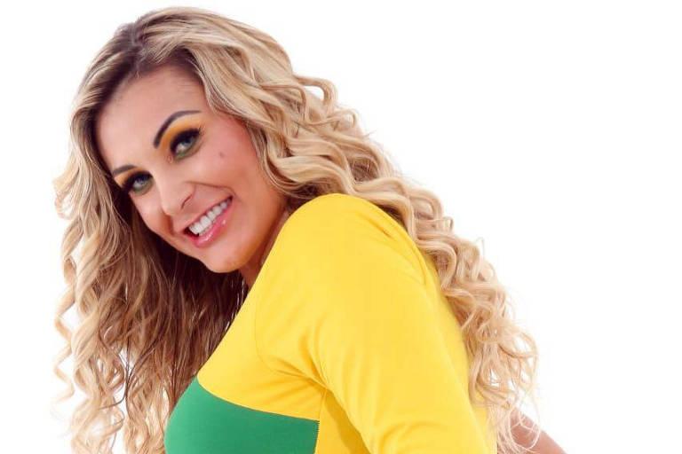 Andressa Urach diz que bumbum ficou guardado por seis anos e Brasil saiu do eixo