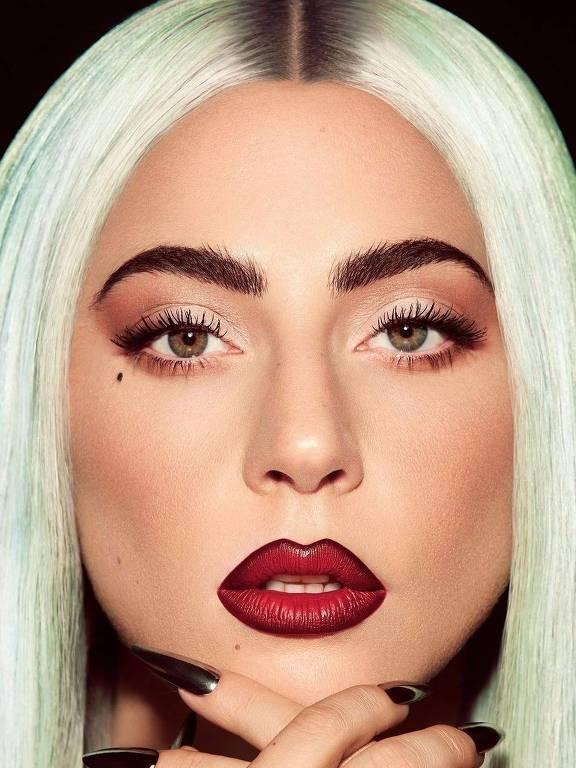 Imagens da cantora Lady Gaga