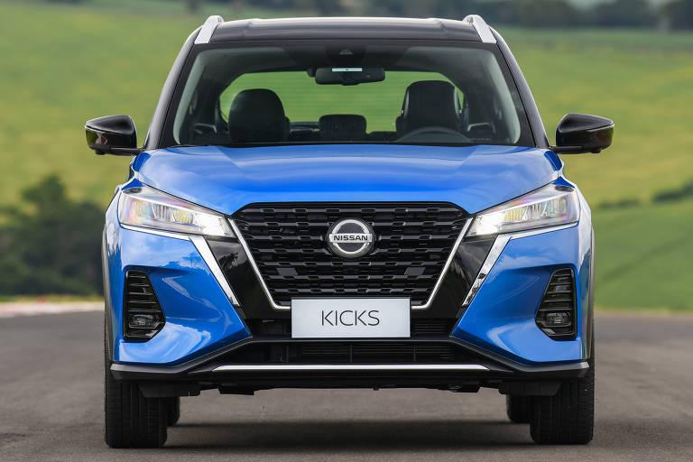Nissan Kicks 2022