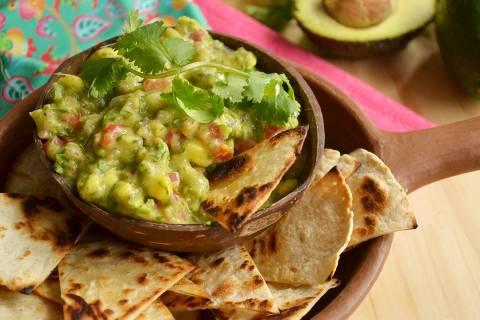 Guacamole ( abacate salgado )