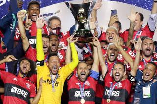 Brasileiro Championship - Sao Paulo v Flamengo