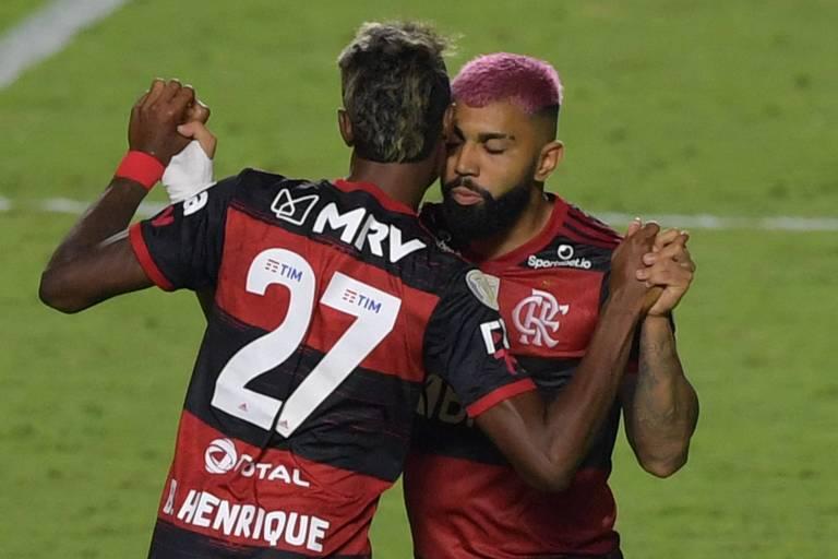 Conquista do Flamengo no Brasileiro é um prêmio ao ataque