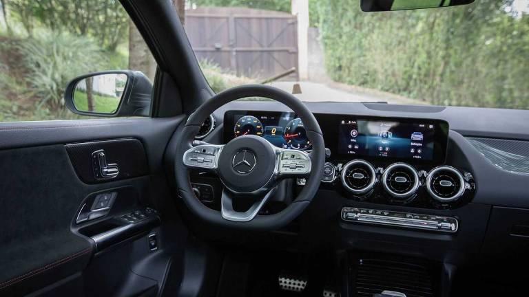 Novo Mercedes GLA chega ao Brasil como importado