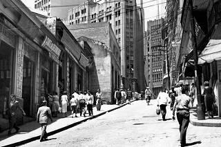 Volume 1: Sao Paulo - uma cidade em transformação