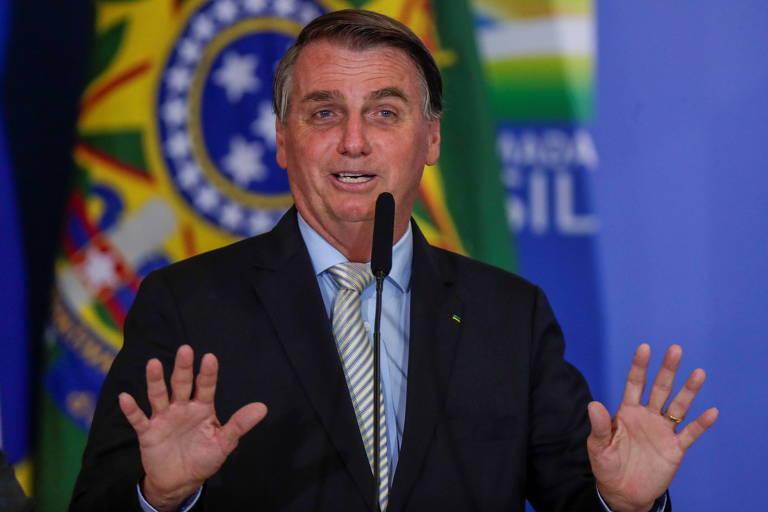 Bolsonaro prepara pronunciamento para defender isenção de diesel e criticar lockdown
