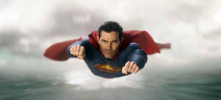Imagens da série Superman & Lois
