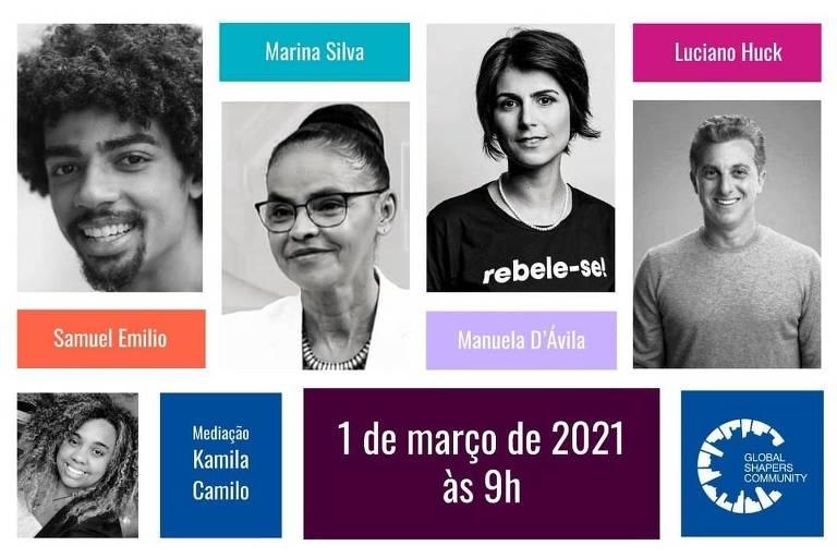 Davos Lab Brasil debate com especialistas e jovens o futuro pós-Covid