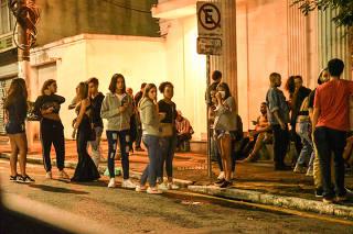 Início das restrições de horário na cidade de São Paulo