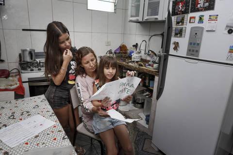 Conheça as histórias de famílias que encaram o luto e batalham pela vida na pandemia