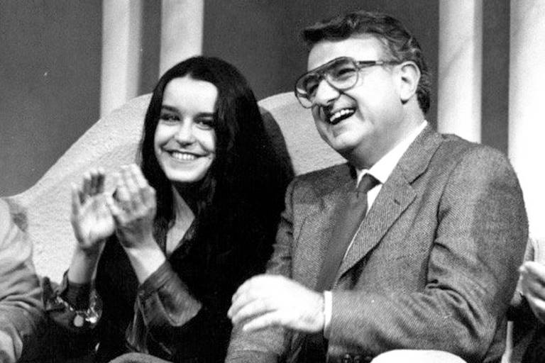 José Roberto Filippelli e Lucélia Santos