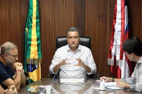 Governador Rui Costa diz que baianos estão morrendo desesperados e faz apelo a Arhur Lira