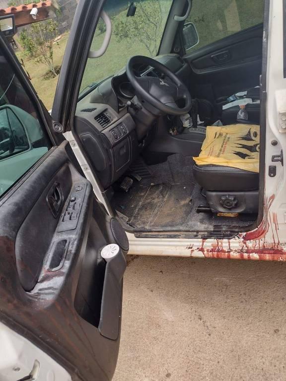 carro de homem morto pela polícia