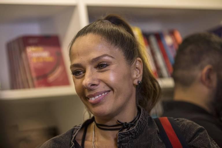 Adriane Galisteu volta à Record para apresentar Power Couple Brasil