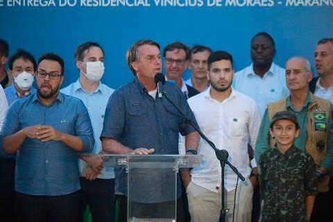 Dos recursos que Bolsonaro diz ter enviado a estados, 30% são repasses obrigatórios ou benefícios já existentes