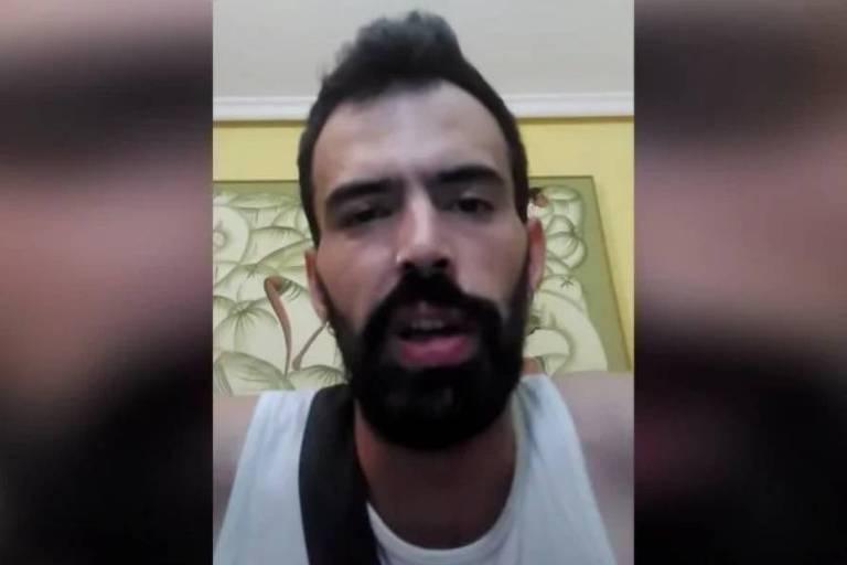 O rapper Aaron Beltran é acusado de decepar pênis