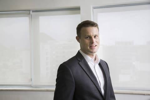 Brian Begnoche, sócio-fundador da EqSeed, plataforma de captação de recursos de pessoas físicas para startups