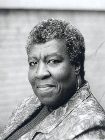 Octavia Estelle Butler, mais conhecida por Octavia Butler, foi uma escritora afro-americana consagrada por seus livros de ficção científica feminista e por inserir a questão do preconceito e do racismo em suas histórias.Credito  Divulgacao Facebook ORG XMIT: PPC8JBgJMPJ3BeM-Yd0b